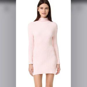 BAJA EAST PINK SIZE 0 Long Sleeve Dress